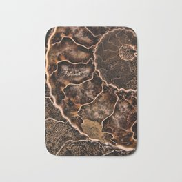 Ammonite Bath Mat