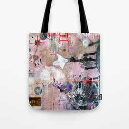 Ghost in the Machine Tote Bag