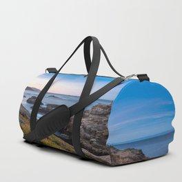 Coastline - The Beauty of Big Sur at Sunrise Duffle Bag
