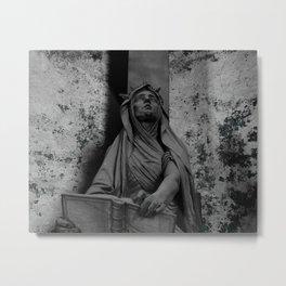 The Watcher Metal Print