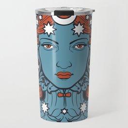 URANIA Per Aspera Ad Astra Travel Mug