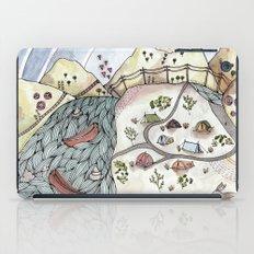 Desert Camp iPad Case