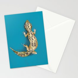 Leopard Gecko Stationery Cards