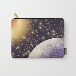 Mercury And The Sun Carry-All Pouch