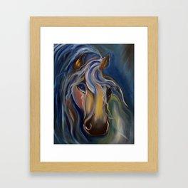 Buckskin Framed Art Print