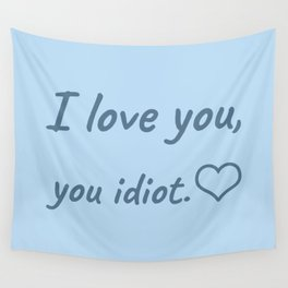 The Romantic Quote Wall Tapestry