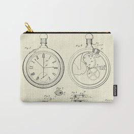 Stop Watch-1886 Carry-All Pouch