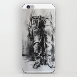 From Rags to Riches iPhone Skin