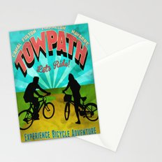Canal Fulton Massillon Navarre Towpath Bicycle Adventure Stationery Cards