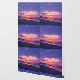 Broken sunset by #Bizzartino Wallpaper