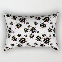 SPRING bugs Rectangular Pillow