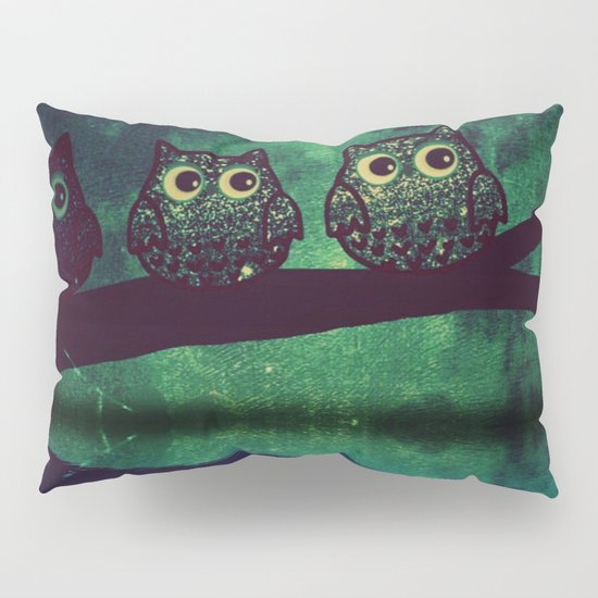 owl-77 Pillow Sham