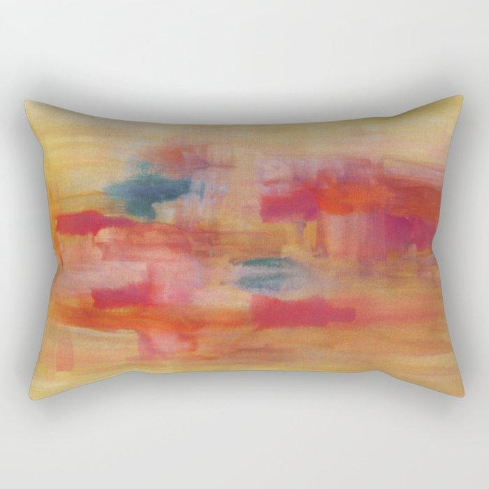 Improvisation 13 Rectangular Pillow