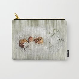 Frosty bed Carry-All Pouch