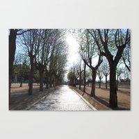 spain Canvas Prints featuring Spain by Yasmin Meleis