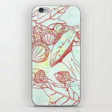 Forest Finds iPhone & iPod Skin