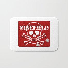 Minefield Bath Mat