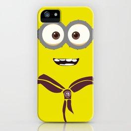 Aventurero Minion  iPhone Case