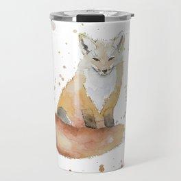 The Wise Fox Travel Mug