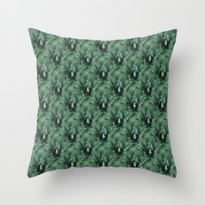 Agave Repeat Play Throw Pillow