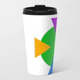 Teenage Mutant Ninja Turtle Minimalist Travel Mug