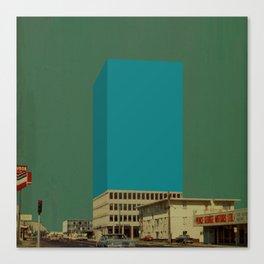 Block 32 Canvas Print