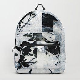 Monochrome Tiles Backpack