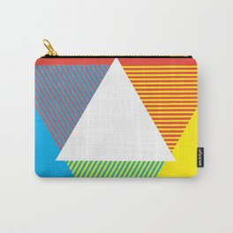 Color Wheel, design by Christy Nyboer Carry-All Pouch