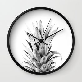 pine top Wall Clock