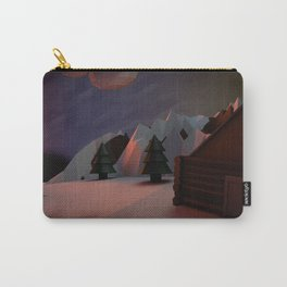 Little Planet House Carry-All Pouch