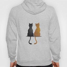 cat buddies Hoody