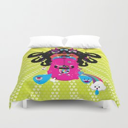 Under the Influence Duvet Cover
