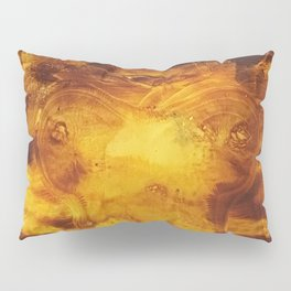 Golden Girl Pillow Sham