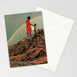 Rainbow II Stationery Cards