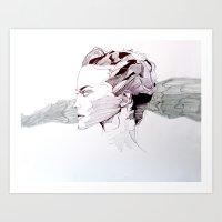 thefuture Art Print