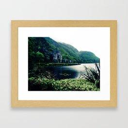 Abbey Lake Framed Art Print