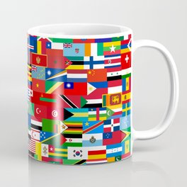 all flag Coffee Mug