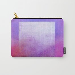 Square Composition VI Carry-All Pouch