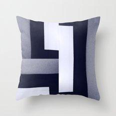 Sodachrome Throw Pillow