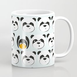 Panda'monium Coffee Mug