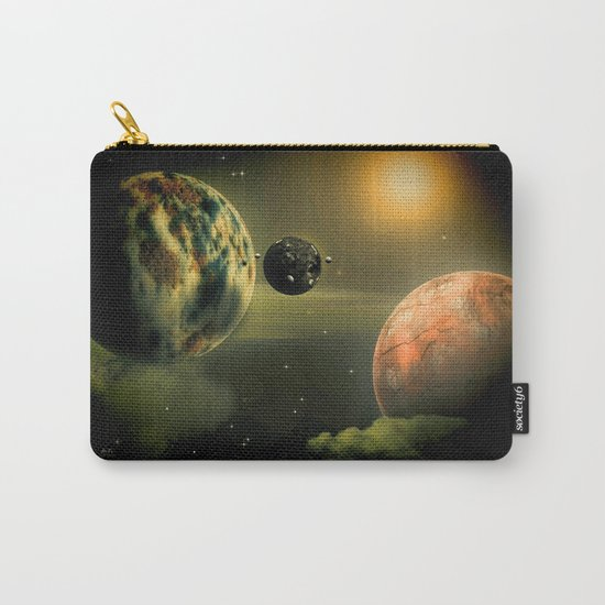 Space One Carry-All Pouch