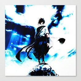 uciha sasuke Canvas Print