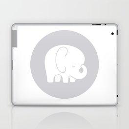 Mod Baby Elephant Grey Laptop & iPad Skin