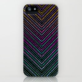Inside Triangles iPhone Case