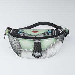 Ghouls Rule Fanny Pack