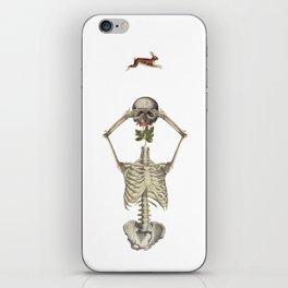 Flora/Fauna #5 iPhone Skin