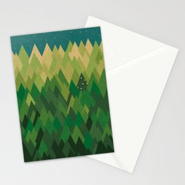 In the spirit Stationery Cards