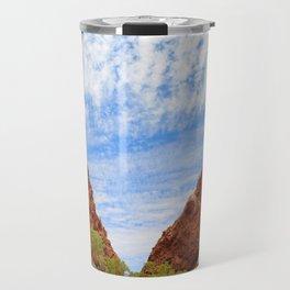 Vision of the Outback Travel Mug