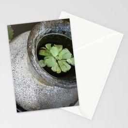 Zen Pond Stationery Cards