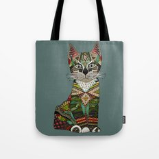 pixiebob kitten juniper Tote Bag